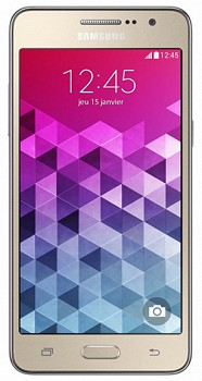 SAMSUNG GALAXY GRAND PRIME (G531FD) 8GB GOLD