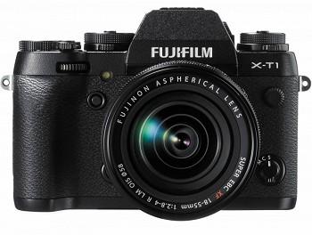 FUJIFILM X-T1 BLACK + KIT 18-55 მმ F2.8-4