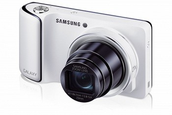 SAMSUNG GALAXY CAMERA  EK GC100 WHITE