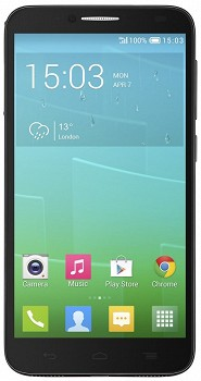 ALCATEL IDOL 2S (6050Y) 8GB BROWN