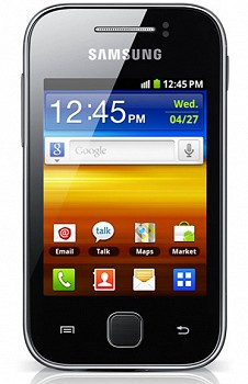 SAMSUNG GALAXY Y (S5360) BLACK