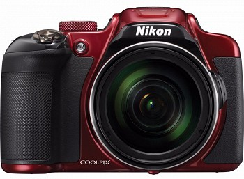 NIKON COOLPIX P610 RED