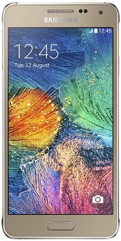 SAMSUNG GALAXY ALPHA (SM-G850F) 32GB GOLD