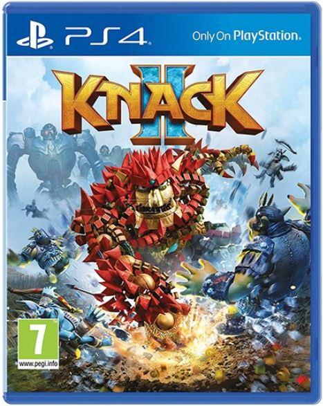 კონსოლის თამაში KNACK 2 (PLAYSTATION4)