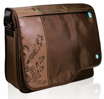 PORT DESIGNS MACAO MESSENGER BROWN (160061)