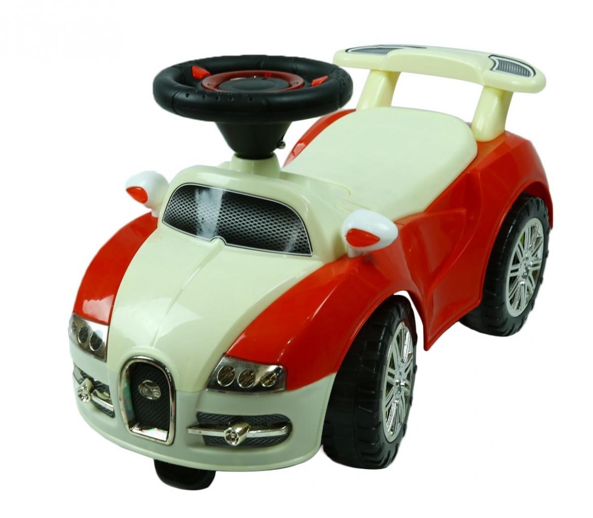 სათამაშო მანქანა FUNNY TOYS PLAST FTR-029 RED