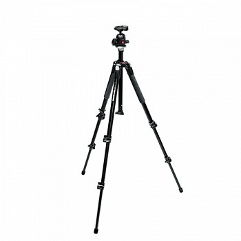 MANFROTTO TR190XB+HD496RC2
