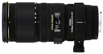 SIGMA EX 70-200mm F2.8 DG OS HSM FOR CANON