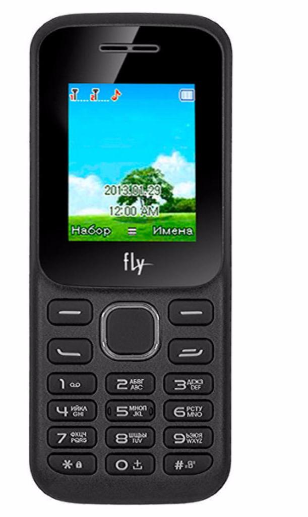 FLY FF178 BLACK