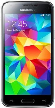 SAMSUNG GALAXY S5 MINI DUOS (SM-G800HZKDCAC) 16GB BLACK