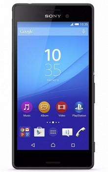SONY XPERIA M4 AQUA (E2303) 8GB BLACK