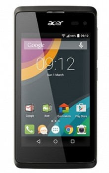 ACER LIQUID Z220 (HM.HM9EU.001) 8GB BLACK