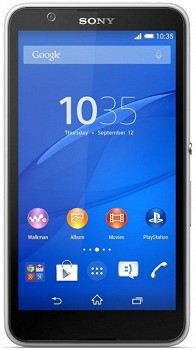 SONY XPERIA E4 (E2115) 8GB WHITE