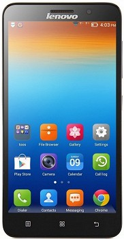 LENOVO A850 + 4GB BLACK
