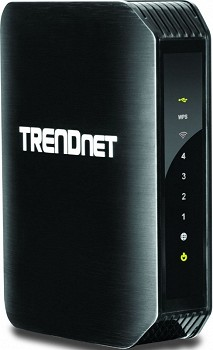 TRENDNET TEW-752DRU (DUAL-BAND WIRELESS N600 GIGABIT ROUTER)