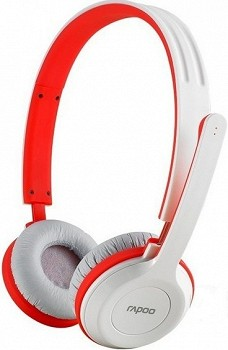RAPOO H8030 WIRELESS RED