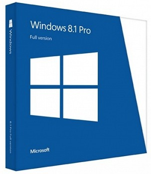 MICROSOFT FQC-06987 WINDOWS 8.1 PROFESSIONAL 32-BIT ENGLISH 1PK OEM DVD