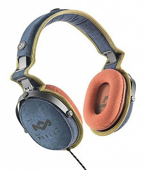 HOUSE OF MARLEY RISE UP OVER-EAR EM-JH063-BD
