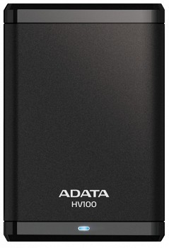 ADATA HV100 HDD USB 3.0 2 TB BLACK (AHV100-2TU3-CBK)
