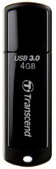 TRANSCEND JETFLASH 700 4 GB USB 3.0 BLACK