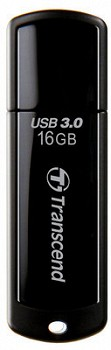 TRANSCEND JETFLASH 700 16 GB USB 3.0 BLACK