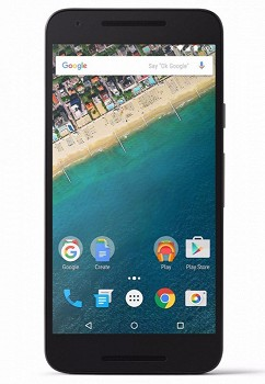 LG NEXUS 5X (H791F) 16GB BLACK