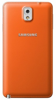 SAMSUNG GALAXY NOTE 3 S BACK COVER WILD ORANGE (ET-BN900SOEGRU)