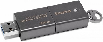 KINGSTON DATATRAVELER ULTIMATE 3.0 G3 32GB USB 3.0