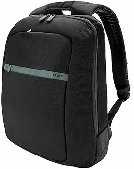 BELKIN NOTEBOOK BAG BLACK/GRAY (F8N116EAKSG)
