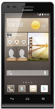 HUAWEI ASCEND P7 mini (G6 LTE) 8GB BLACK