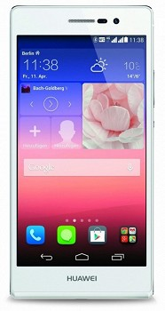 HUAWEI ASCEND P7 DUAL 16GB WHITE