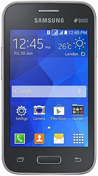 SAMSUNG GALAXY STAR 2 (SM-G130E) 4GB BLACK