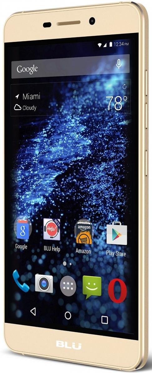 BLU LIFE MARK (L0030EE) 16GB GOLD