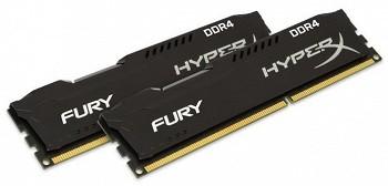 KINGSTON HYPERX FURY 8GB (2 x 4GB) DDR4 2133MHZ (HX421C14FBK2/8)