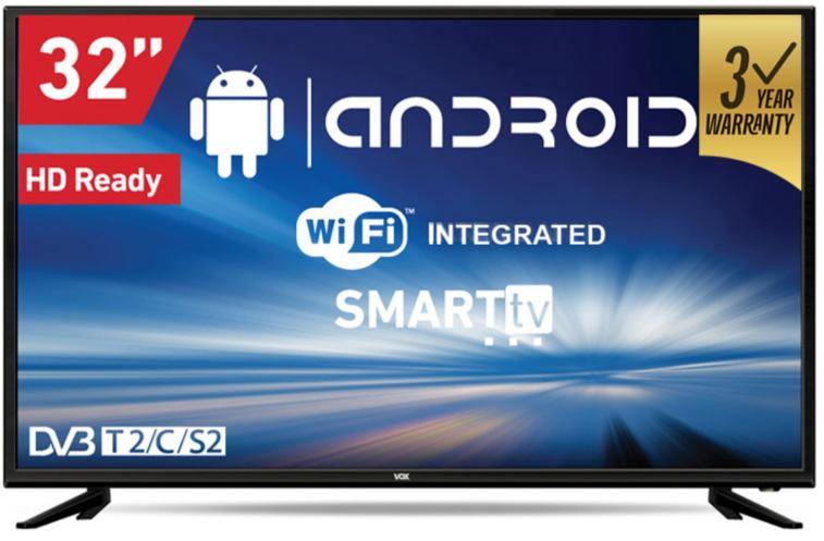 ტელევიზორი VOX 32ADS311B