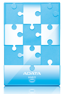 A-DATA HV611 1TB BLUE
