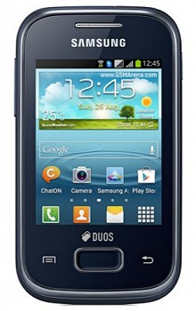 SAMSUNG GALAXY Y PLUS (S5303) 4GB BLACK