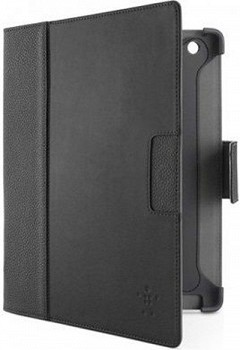 BELKIN FOLIO WITH STAND FOR IPAD BLACK F8N756CWC00