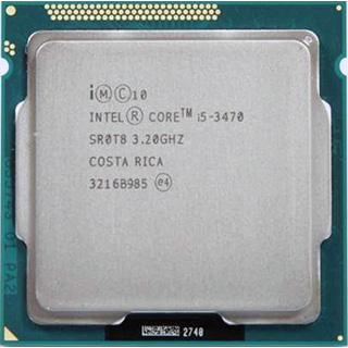 INTEL CORE I5 3470 (6 MB ქეშ მეხსიერება, 3.2 GHZ) BOX