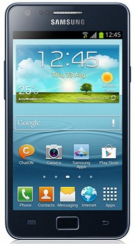 SAMSUNG GALAXY S2 PLUS (I9105) 8GB BLACK