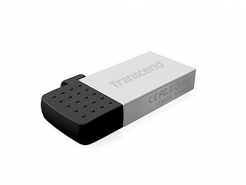 TRANSCEND JETFLASH 380 8 GB SILVER