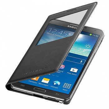 SAMSUNG GALAXY NOTE 3 S VIEW COVER BLACK
