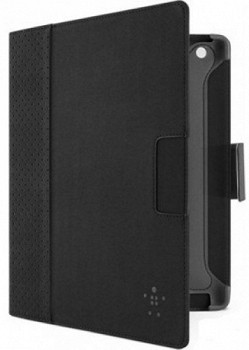 BELKIN FOLIO WITH STAND FOR IPAD BLACK F8N757CWC00