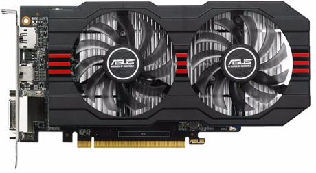 ASUS AMD RADEON R7360-OC-2GD5-V2