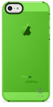 BELKIN IPHONE 5 CASE SHIELD SHEER GREEN (F8W162VFC02)