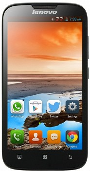 LENOVO A560 4GB BLACK