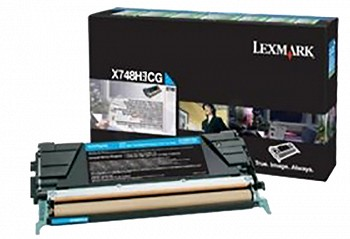 LEXMARK  X748H3CG CORPORATE TONER