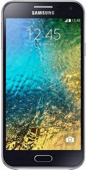 SAMSUNG GALAXY E5 (SM-E500F/DS) 16GB BLACK