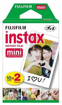FUJIFILM INSTAX MINI FILMS 10X2