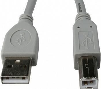 GEMBIRD CCP-USB2-AMBM-6G 1.8მ GRAY